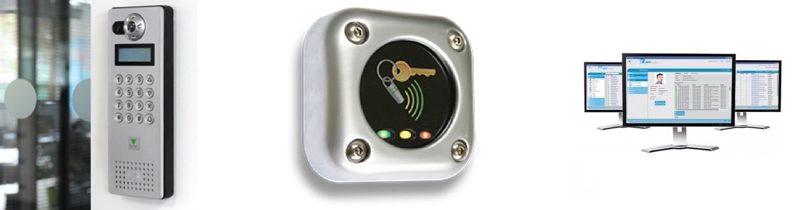Access Control Solutions from ACT Security